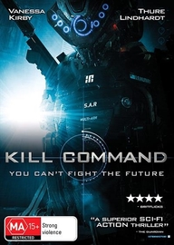 Kill Command on DVD