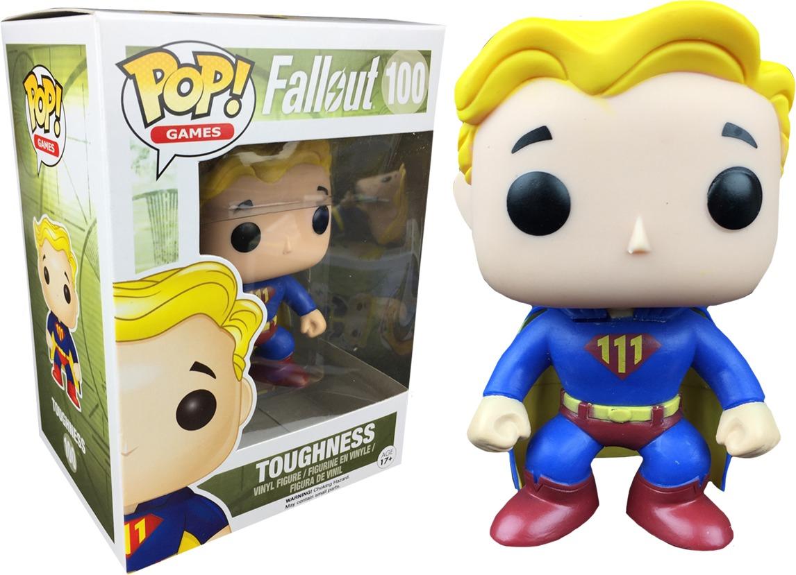 Fallout - Vault Boy (Toughness) Pop! Vinyl Figure image