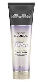 John Frieda Sheer Blonde Colour Renew Toner Refresh Conditioner (250ml)