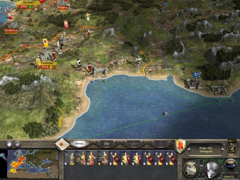 Medieval II: Total War for PC Games image