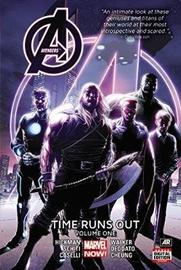 Avengers: Time Runs Out Volume 1 by Jonathan Hickman
