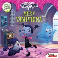 Vampirina: Meet Vampirina by Disney Book Group