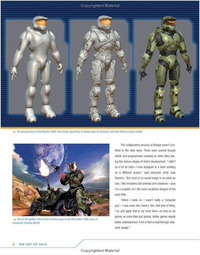 The Art of Halo: Creating a Virtual World by Eric S. Trautman image