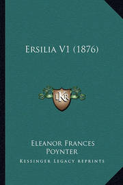 Ersilia V1 (1876) by Eleanor Frances Poynter