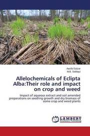 Allelochemicals of Eclipta Alba by Gulzar Aasifa