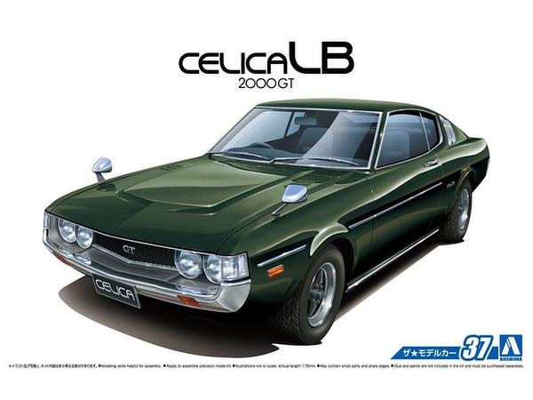 Aoshima: 1/24 Toyota RA 35 Celica LB2000GT 1977 Model Kit