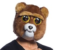 Feisty Pet: Sir Growls Alot Mask - Child (One Size Fits Most)