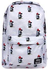Loungefly Disney Minnie AOP Backpack