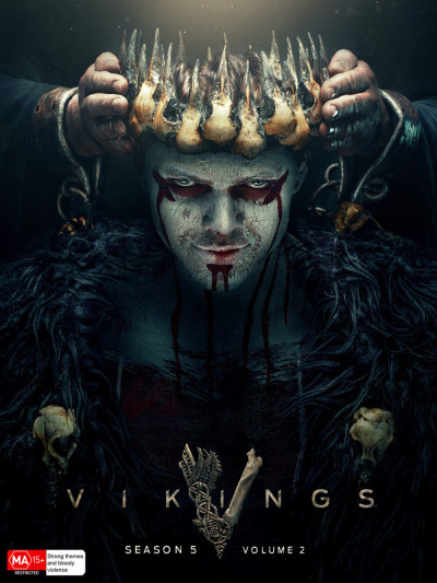 Vikings: Season 5 Part 2 on DVD image