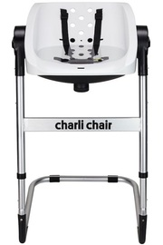 Charli: 2-in-1 Baby Chair - White