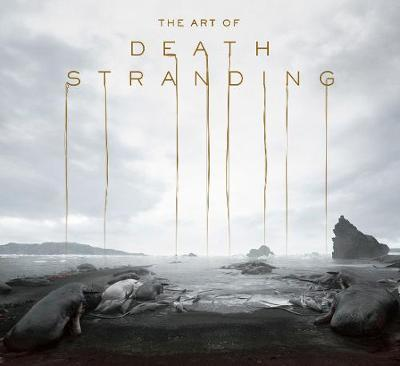 The Art of Death Stranding by Titan Books image