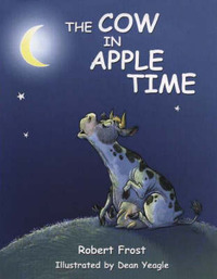 Cow in Apple Time by Robert Frost image