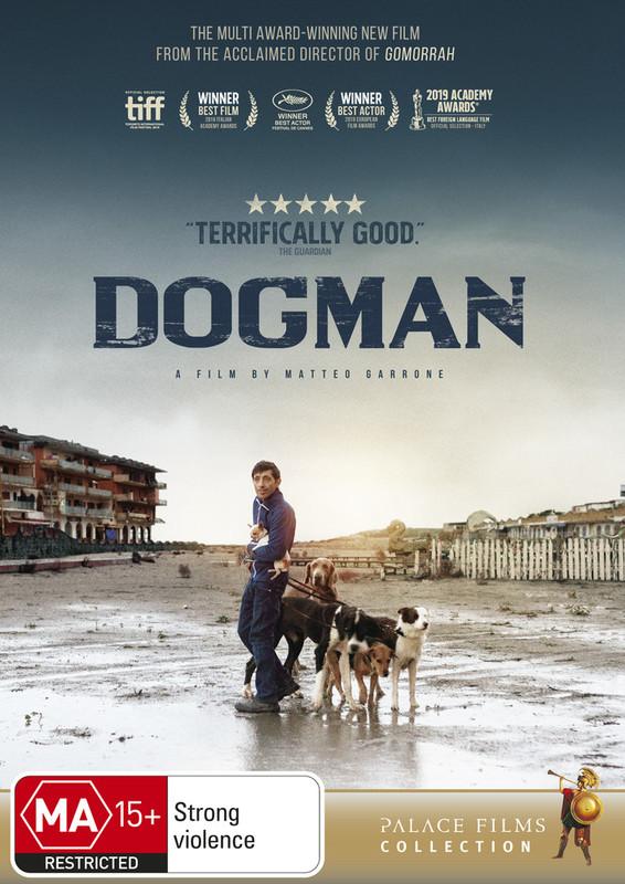 Dogman on DVD
