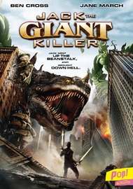Jack The Giant Killer on DVD