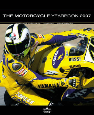 Motorcycle Yearbook by Jean-Claude Schertenleib