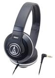Audio-Technica ATH-500 DJ Headphones (Black)