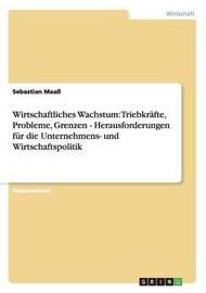Wirtschaftliches Wachstum by Sebastian Maass