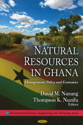 Natural Resources in Ghana image