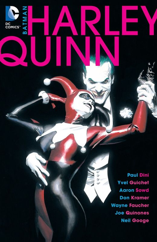 Batman Harley Quinn by Paul Dini