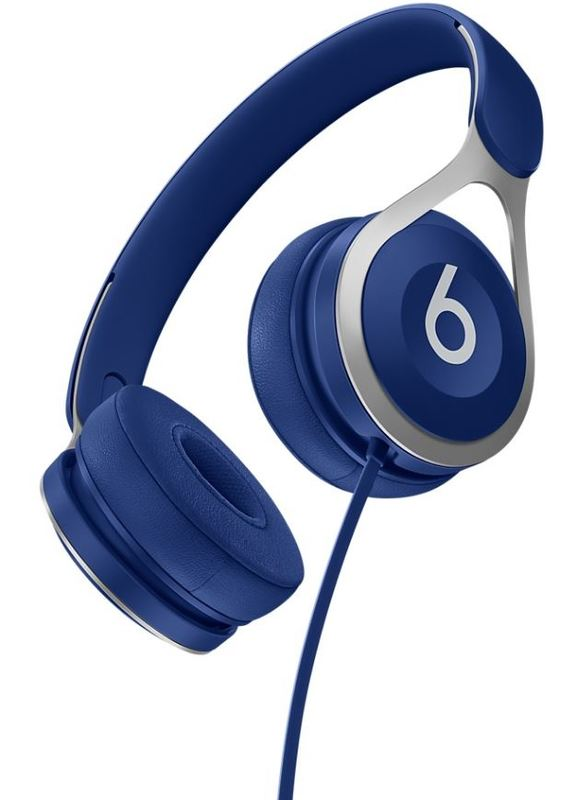 Beats by Dre EP On-Ear Headphones (Blue)