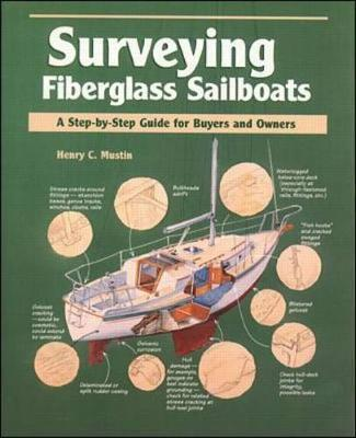 Surveying Fiberglass Sailboats: A Step-by-Step Guide for Buyers and Owners by Henry Mustin
