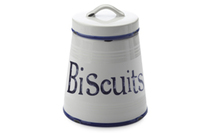 Casa Domani: Rustica Canister Biscuits Blue (1.5L) Gift Boxed