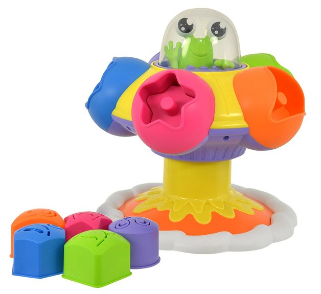 Tomy Toomies: Sort & Pop - Spinning UFO