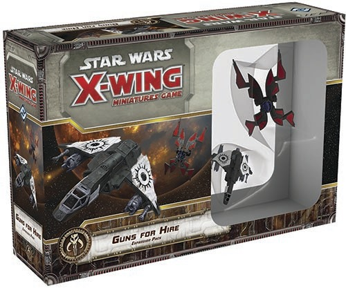 Star Wars X-Wing: Guns for Hire image