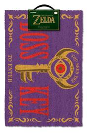 The Legend Of Zelda: Boss Key - Doormat