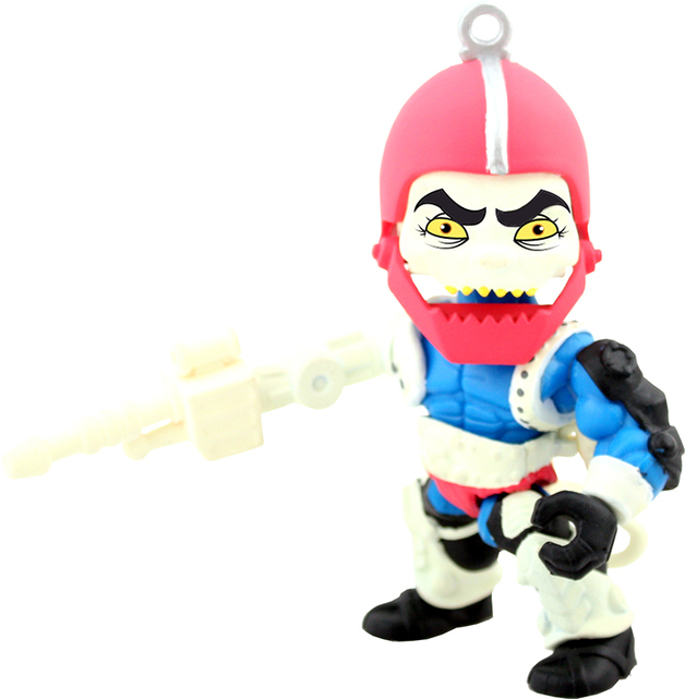 MOTU: Trap Jaw (Glow Ver.) - Mini-Figure