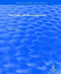 John Petts and the Caseg Press by Alison Smith