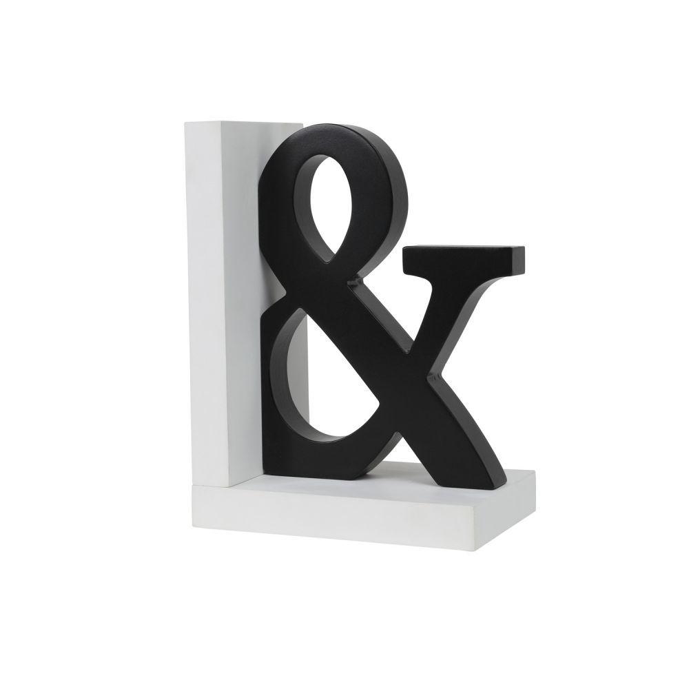 Splosh Markings Ampersand Bookend image