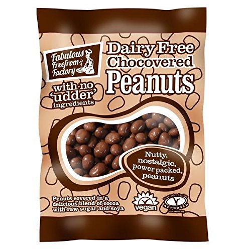 Fabulous Freefrom Factory: Dairy Free Choc Covered Peanuts