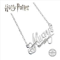 The Carat Shop: Harry Potter Embellished With Swarovski® Crystals Always Necklace