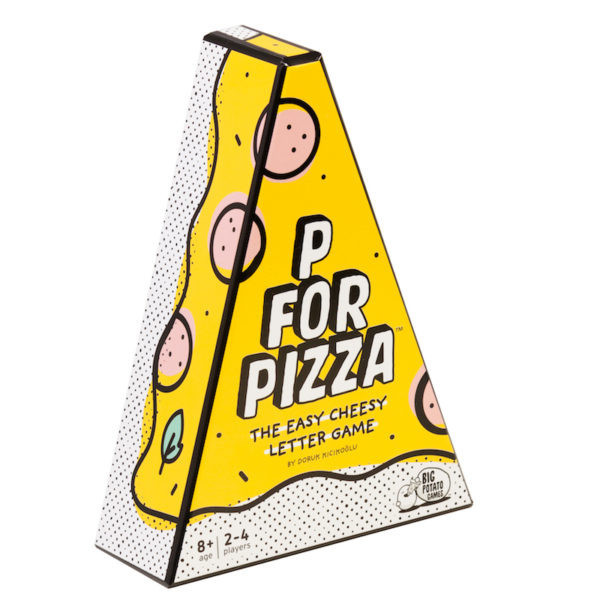 P for Pizza - Card Game