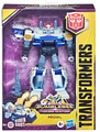 Transformers Cyberverse: Deluxe Class Action Figure - Bumblebee Prowl