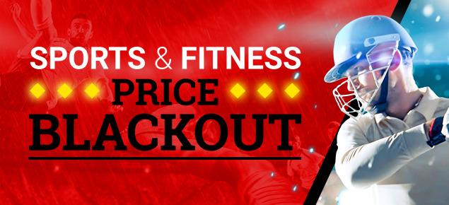 Sports & Fitness - Price Blackout