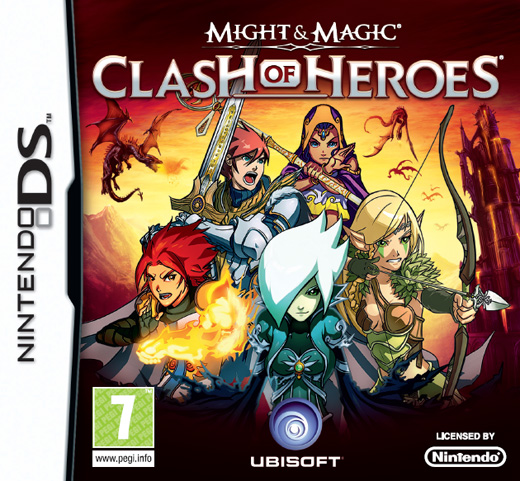 Might and Magic: Clash of Heroes for Nintendo DS image