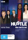 Hustle - Complete Season 3 (2 Disc Set) on DVD
