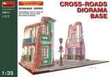 MiniArt Cross-Roads Diorama Base 1/35 Model Kit