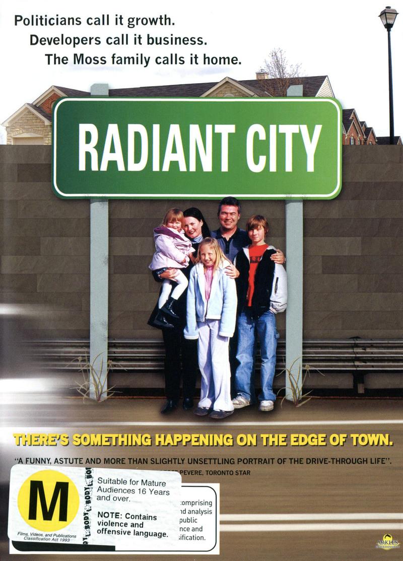Radiant City on DVD image
