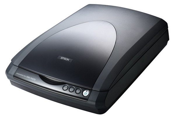 Epson Perfection 3490P Scanner