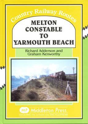 Melton Constable to Yarmouth Beach by Richard Anderson