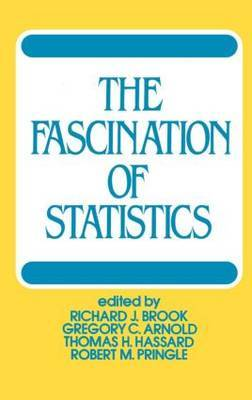 The Fascination of Statistics by Richard J. Brook image