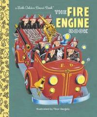 The Fire Engine Book Board Book by Tibor Gergely