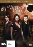 Vampire Diaries - Season 6 DVD
