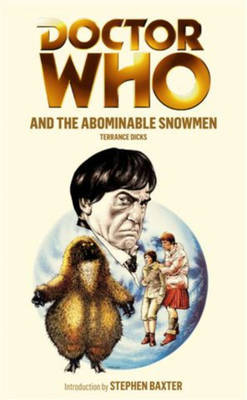 Doctor Who and the Abominable Snowmen by Terrance Dicks image