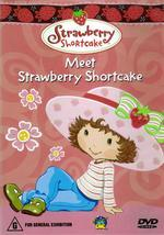 Strawberry Shortcake - Meet Strawberry Shortcake on DVD