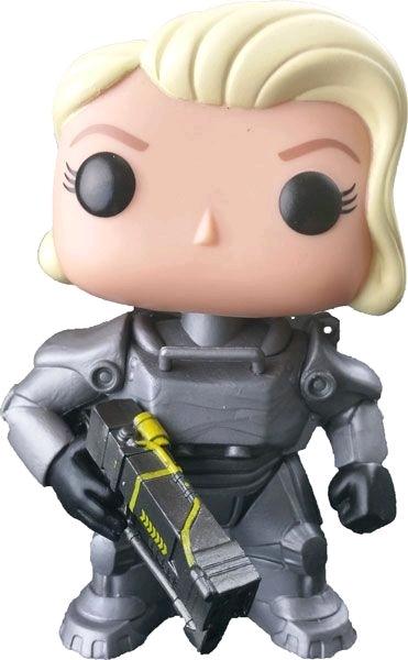 Fallout - Female Power Armour (Unmasked) Pop! Vinyl Figure