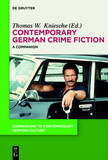 Contemporary German Crime Fiction